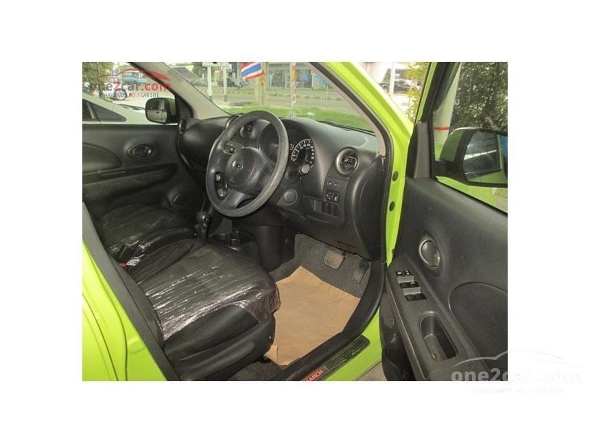 2010 Nissan March EL Hatchback