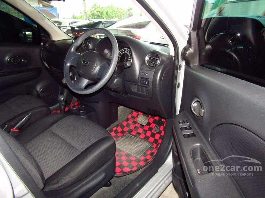 2012 Nissan March EL Hatchback
