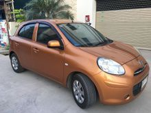 2011 Nissan March (ปี 10-16) EL 1.2 AT Hatchback