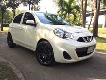 2014 Nissan March (ปี 10-16) EL 1.2 AT Hatchback