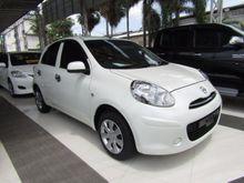 2012 Nissan March (ปี 10-16) EL 1.2 AT Hatchback