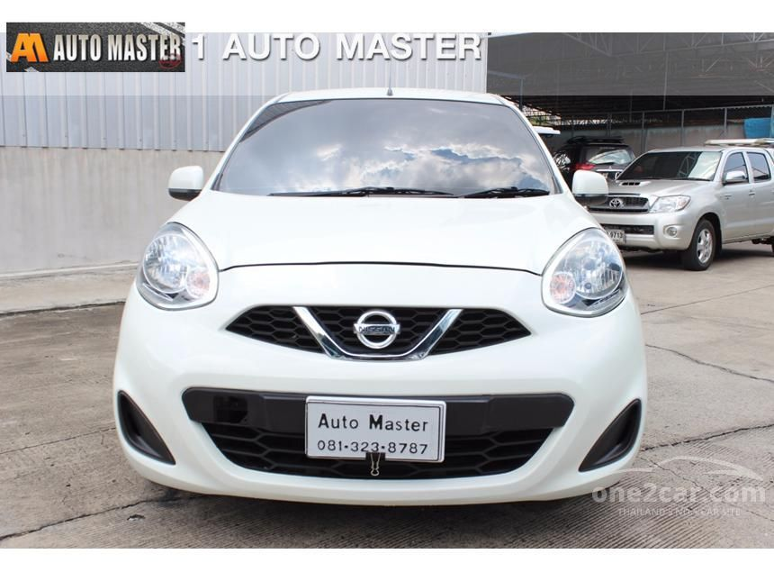 2013 Nissan March EL Hatchback