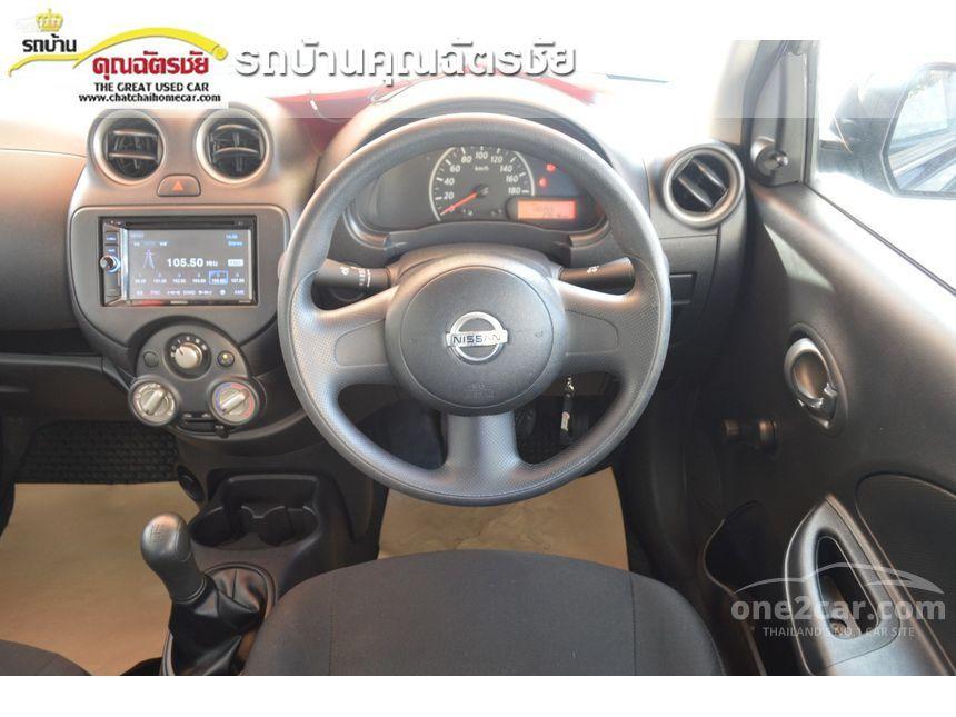2011 Nissan March S Hatchback