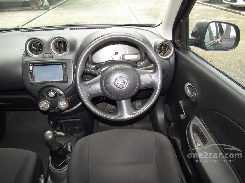2012 Nissan March S Hatchback
