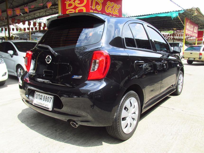 2014 Nissan March Smart Edition Hatchback