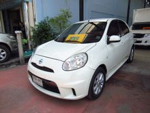 2014 Nissan March (ปี 10-16) Sport Version 1.2 AT Hatchback