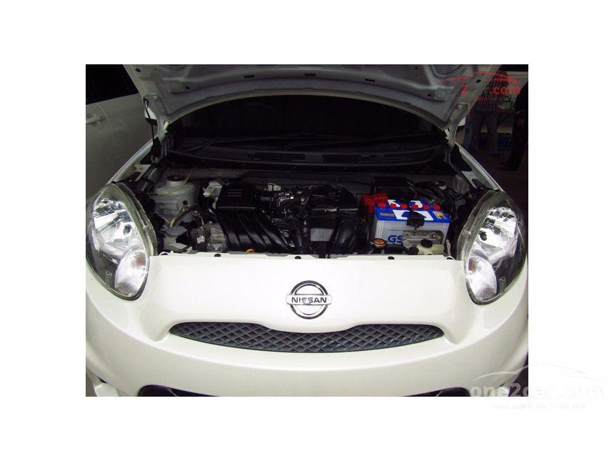 2011 Nissan MARCH Sport Version Hatchback