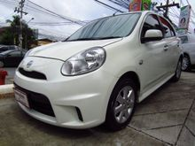 2011 Nissan MARCH (ปี 10-16) Sport Version 1.2 AT Hatchback