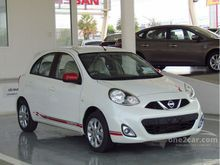 2013 Nissan March (ปี 10-16) V 1.2 AT Hatchback