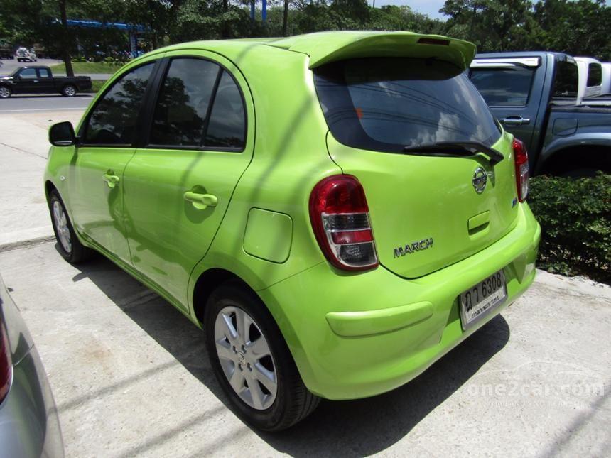 2010 Nissan March V Hatchback