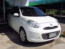 2011 Nissan March (ปี 10-16) V 1.2 AT Hatchback