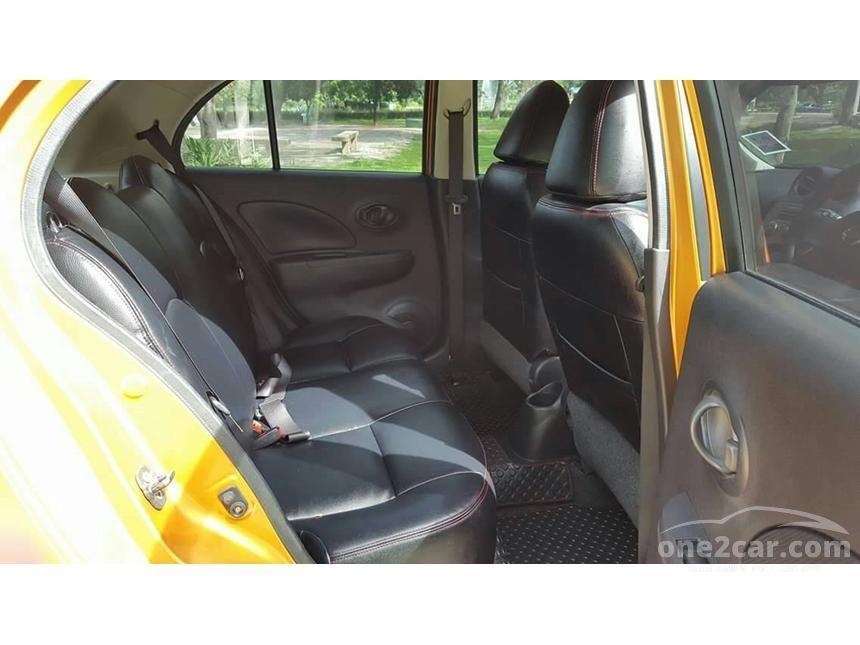 2012 Nissan March V Hatchback
