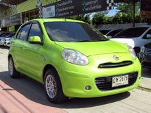 2010 Nissan March (ปี 10-16) V 1.2 AT Hatchback