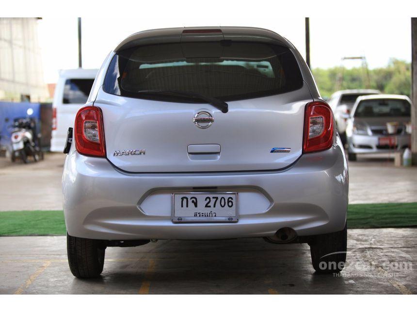 2013 Nissan March V Hatchback