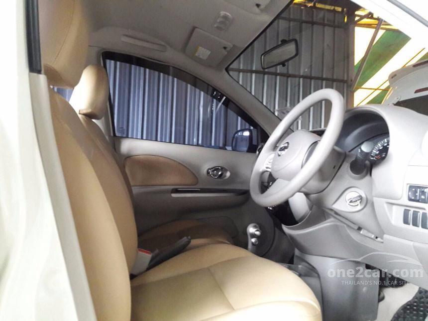2015 Nissan March V Hatchback