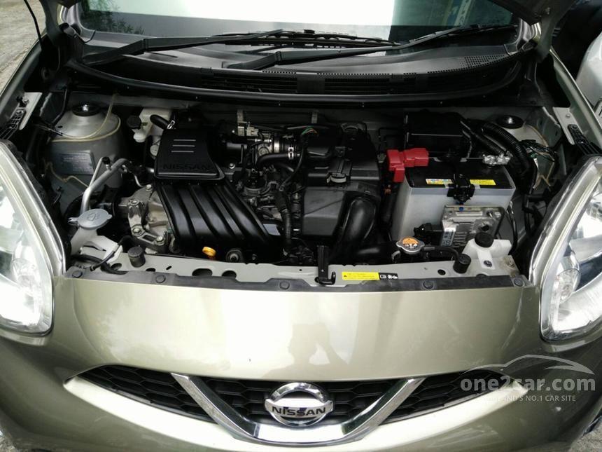 2016 Nissan March V Hatchback