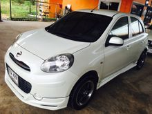 2011 Nissan March (ปี 10-16) EL 1.2 AT Hatchback