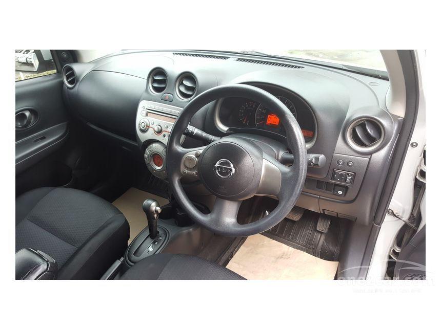 2010 Nissan March VL Hatchback