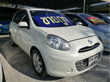 2013 Nissan March (ปี 10-16) VL 1.2 AT Hatchback