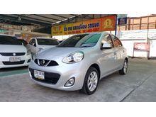 2014 Nissan March (ปี 10-16) VL 1.2 AT Hatchback