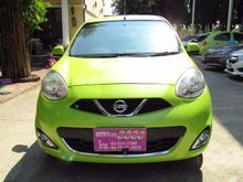 2015 Nissan March (ปี 10-16) VL 1.2 AT Hatchback