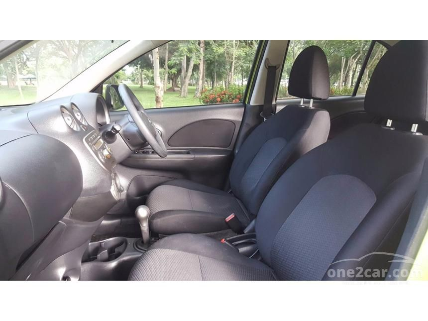 2010 Nissan March VL Hatchback