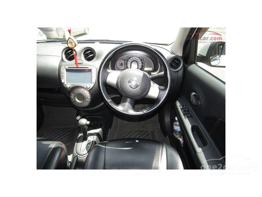 2011 Nissan March VL Hatchback