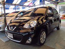 2013 Nissan March (ปี 10-16) VL 1.2 AT Hatchback