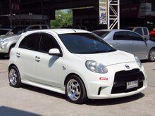 2012 Nissan March (ปี 10-16) VL Sport Version 1.2 AT Hatchback