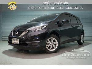 2017 Nissan Note 1.2 (ปี 17-21) V Hatchback AT