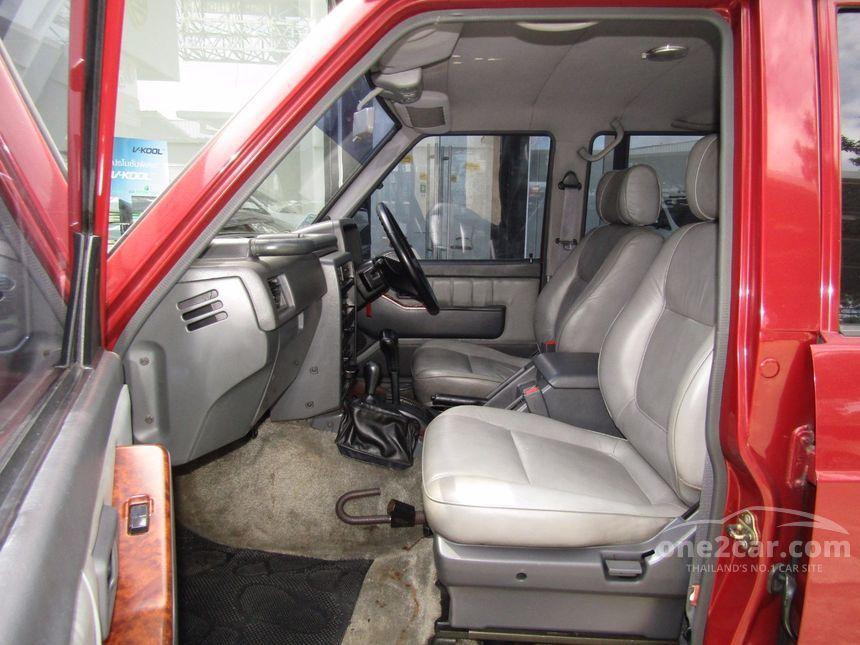 2000 Nissan Patrol 4x4 Wagon