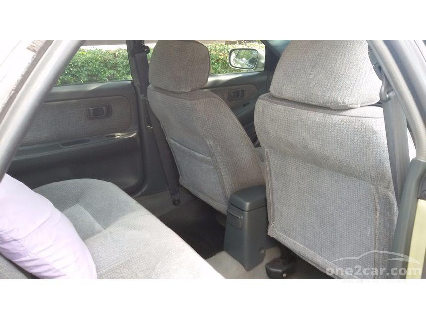 1996 Nissan Presea Sedan