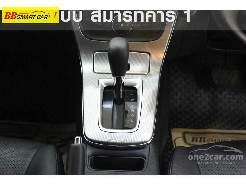 2014 Nissan Pulsar SV Hatchback