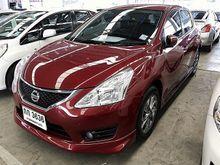 2014 Nissan Pulsar (ปี 12-16) SV 1.6 AT Hatchback