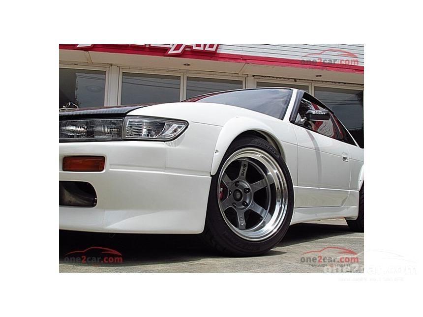 1992 Nissan Silvia Coupe