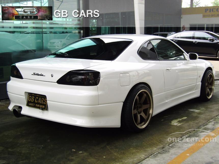 2010 Nissan Silvia Spec-R Coupe