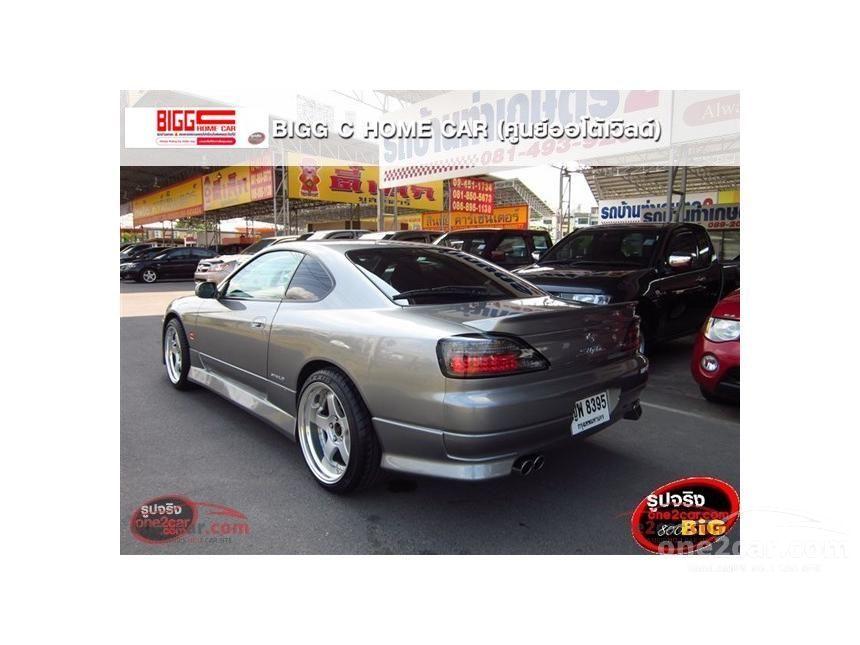 2004 Nissan Silvia Spec-R Coupe