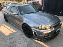1999 Nissan Skyline R34 (ปี 00-05) GT-R 2.6 MT Coupe