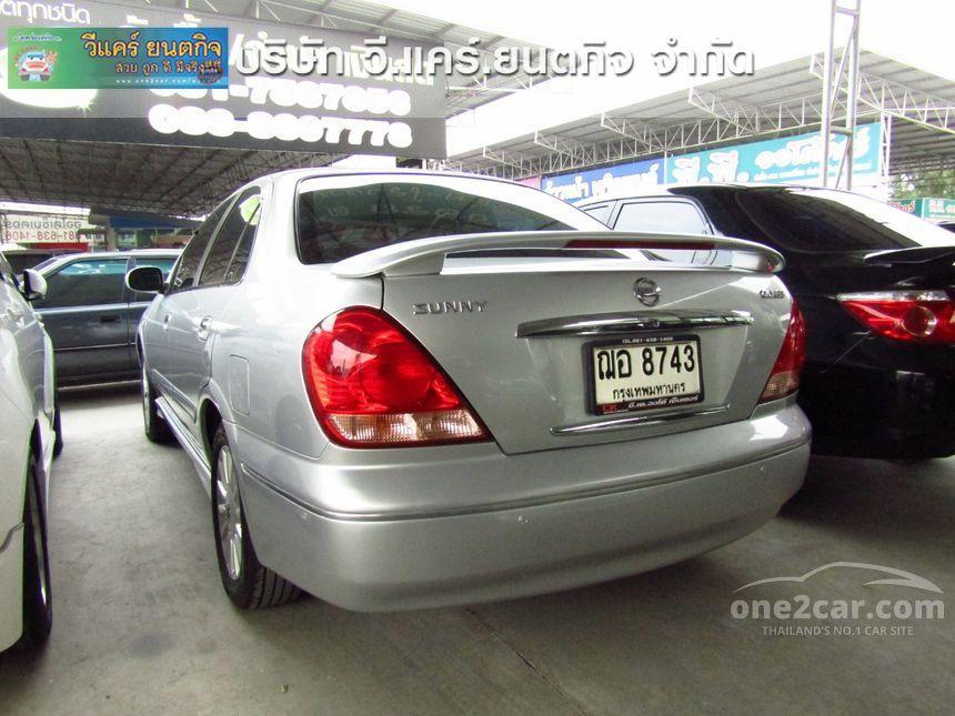 2008 Nissan Sunny GL Sedan