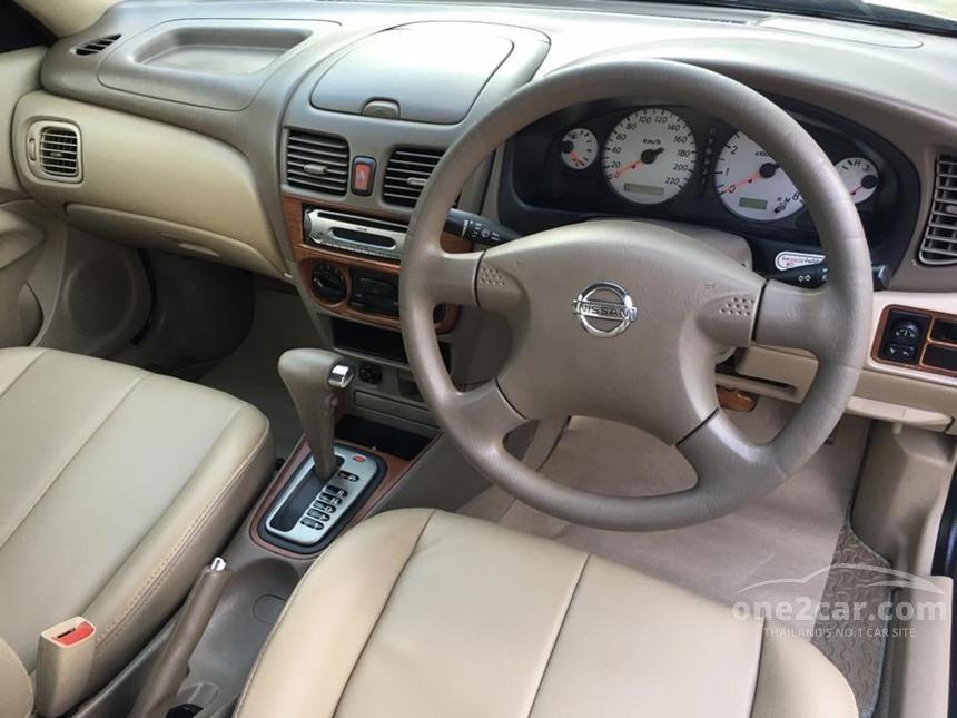 2005 Nissan Sunny GL Sedan
