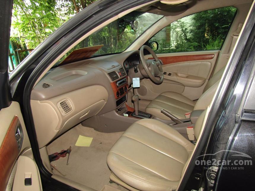 2006 Nissan Sunny GL Sedan