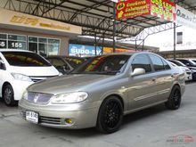 2004 Nissan Sunny NEO ท้ายแตงโม (ปี 04-06) GL 1.6 MT Sedan