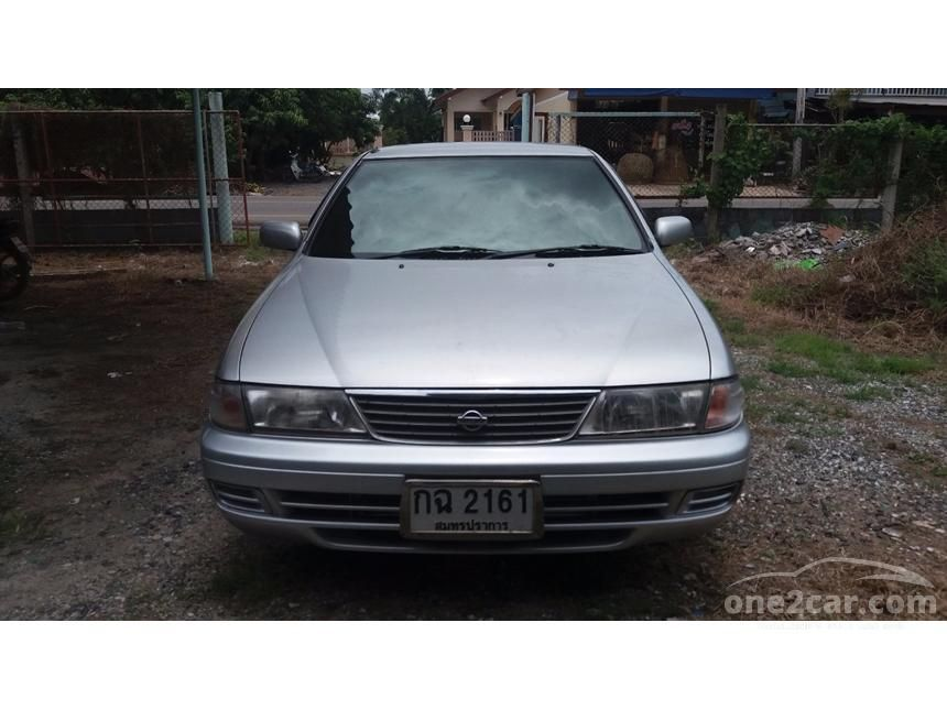 1999 Nissan Sunny Super Saloon Sedan