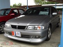 2000 Nissan SUNNY B14-15 (ปี 94-00) Super Saloon 1.6 AT Sedan