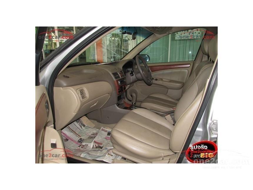 2006 Nissan Sunny Super Sedan