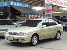 2003 Nissan Sunny NEO (ปี 01-04) Super 1.6 AT Sedan