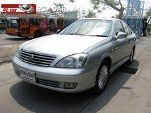 2005 Nissan Sunny NEO ท้ายแตงโม (ปี 04-06) VIP 1.8 AT Sedan