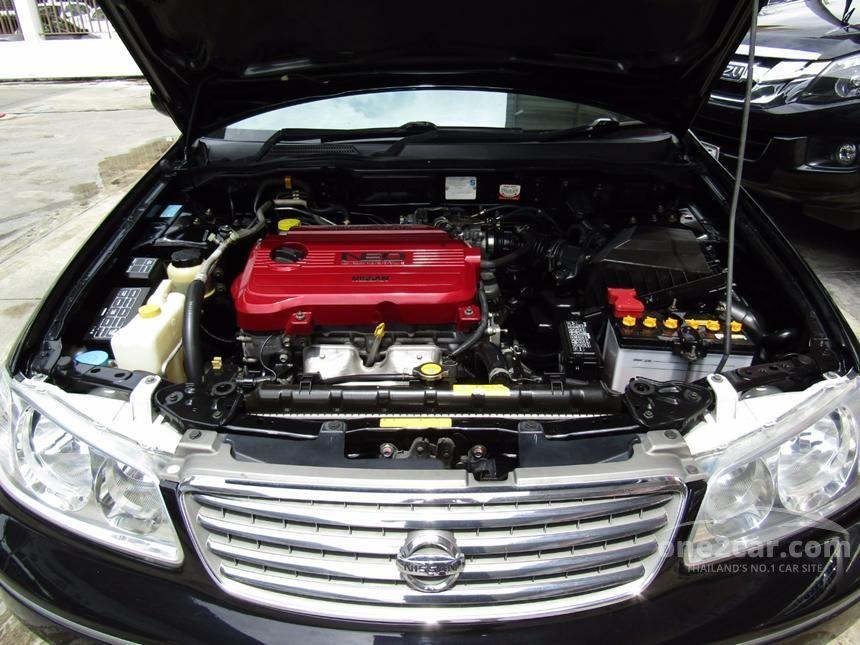 2005 Nissan Sunny VIP Sedan