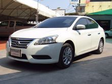 2015 Nissan Sylphy (ปี 12-16) E CNG 1.6 AT Sedan