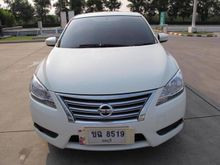 2013 Nissan Sylphy (ปี 12-16) E CNG 1.6 AT Sedan